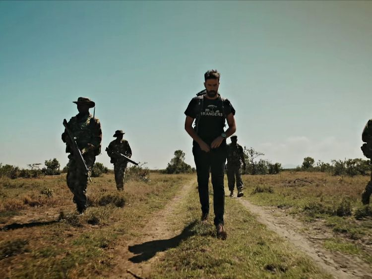 Rangers risk their lives daily to protect Kenya's rhinos