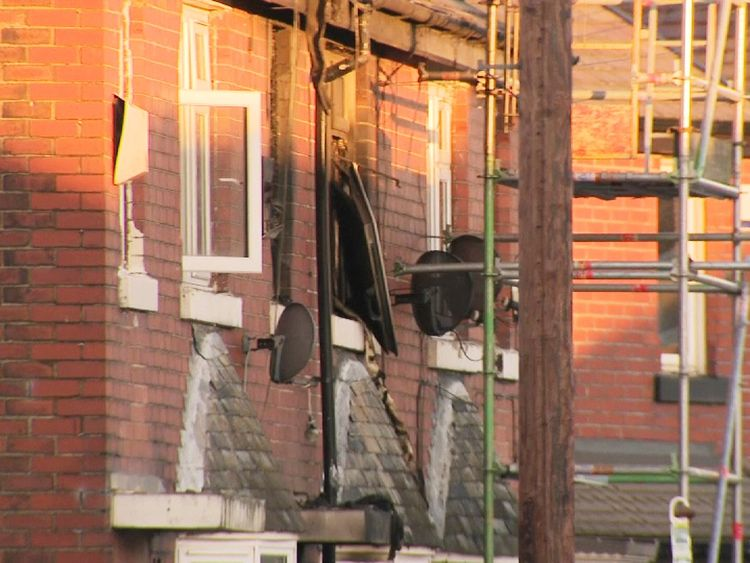 Zac Bolland and Courtney Brierley charged over Salford house fire deaths