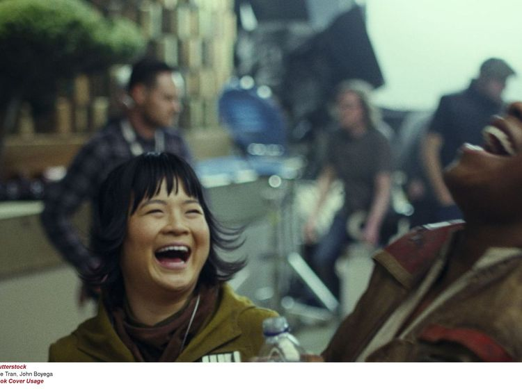 'Last Jedi' actress Kelly Marie Tran breaks silence about online harassment
