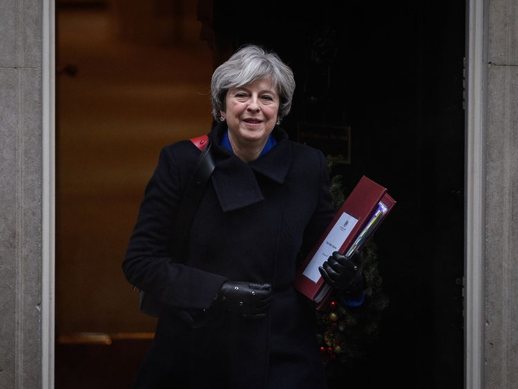 May declares 'personal mission' to fix housing