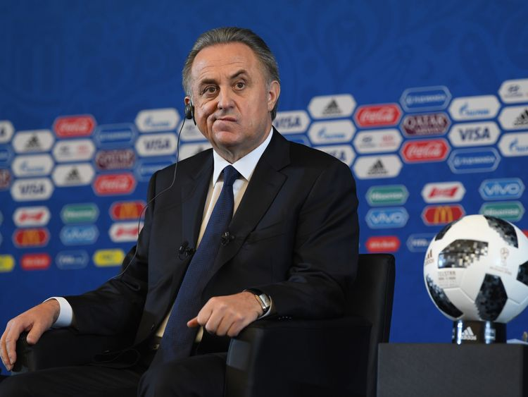 Russian deputy PM and former sports minister Vitaly Mutko has been banned from all Olympic Games for life. He remains head of the World Cup 2018 organising committee