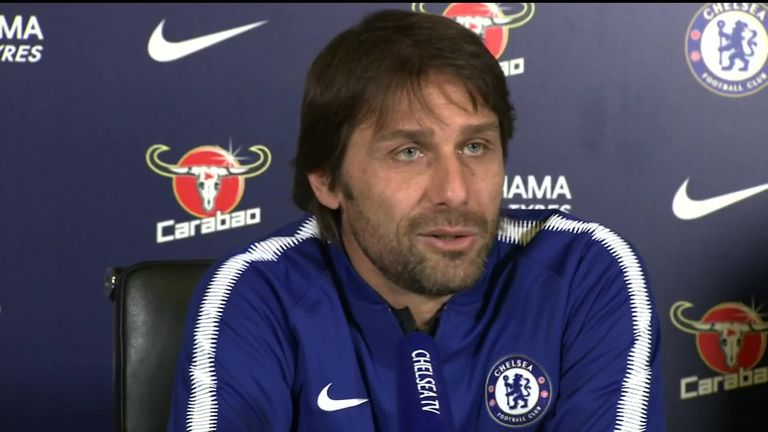 Conte: We have to be realistic   Video   Watch TV Show ...