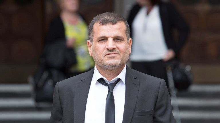 Abd Al-Waheen was awarded £12,700 for unlawful detention and ill-treatment