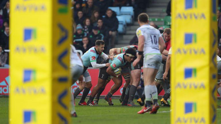 Aviva is in its eight season sponsoring Premiership Rugby