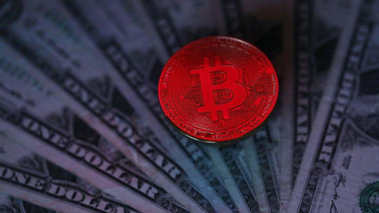 Bitcoin's value has soared recently