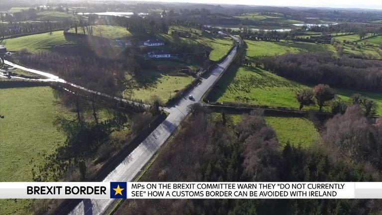 Ireland and Northern Ireland border