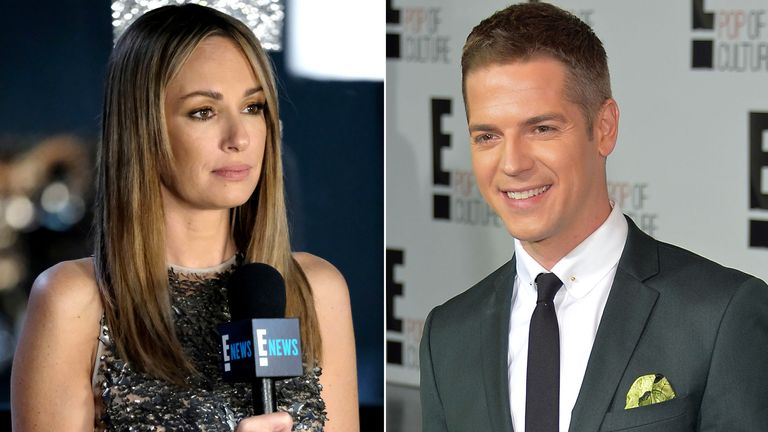 Catt Sadler and Jason Kennedy