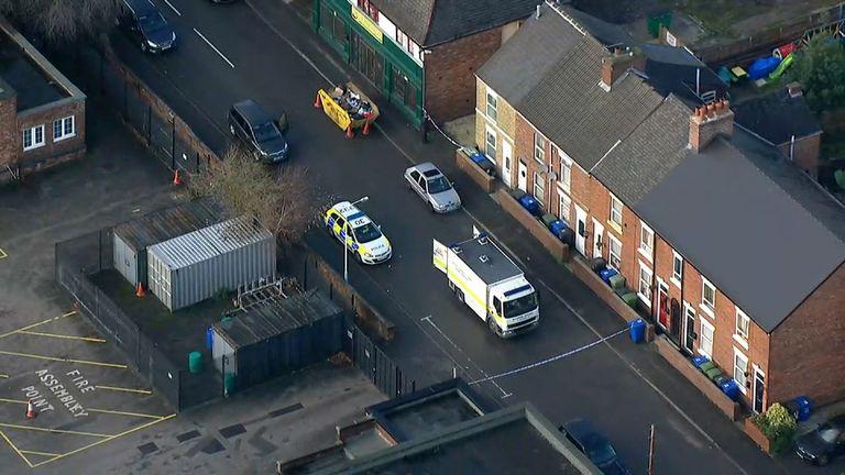 Police disrupt UK Christmas terror plot   UK News   Sky News