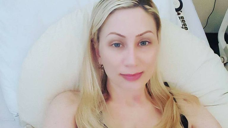 Chrissy Brajcic posted regular video updates in the lead up to her death