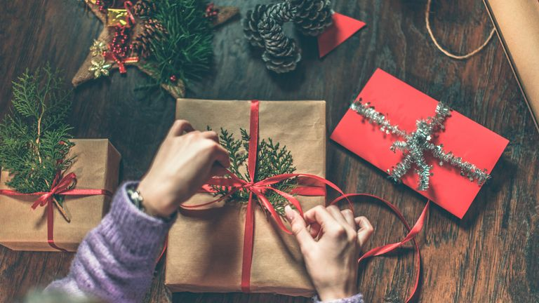 Xmas is the busiest time of the year for online shopping