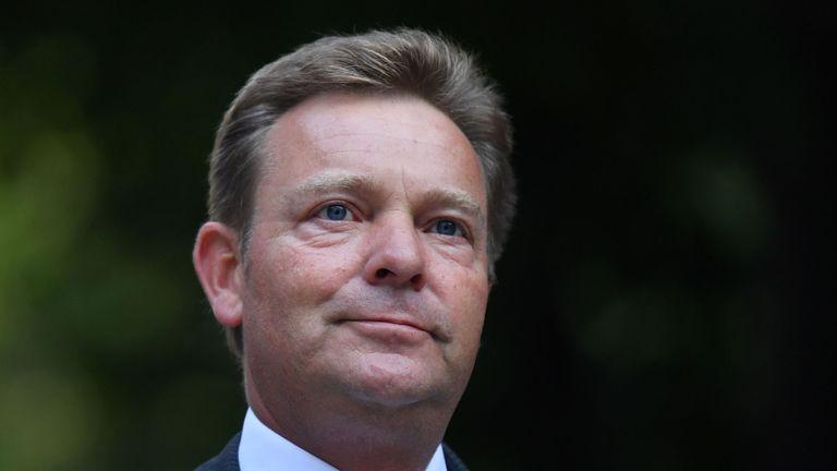 Craig McKinlay MP