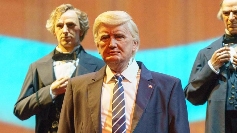 Thousands signed a petition calling on Disney not to give Mr Trump a prominent role in the attraction. Pic: WDWMAGIC.com