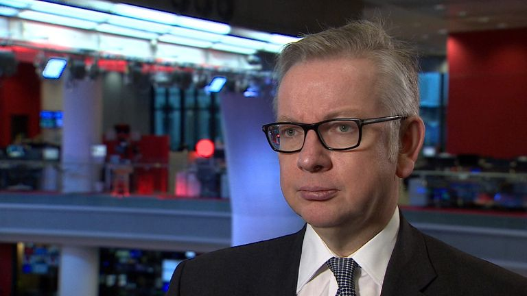 ENVIRONMENT SECRETARY 