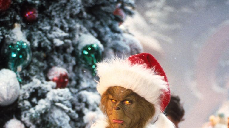 Christmas Grinch.Boy 5 Calls Police To Stop Grinch Stealing Christmas