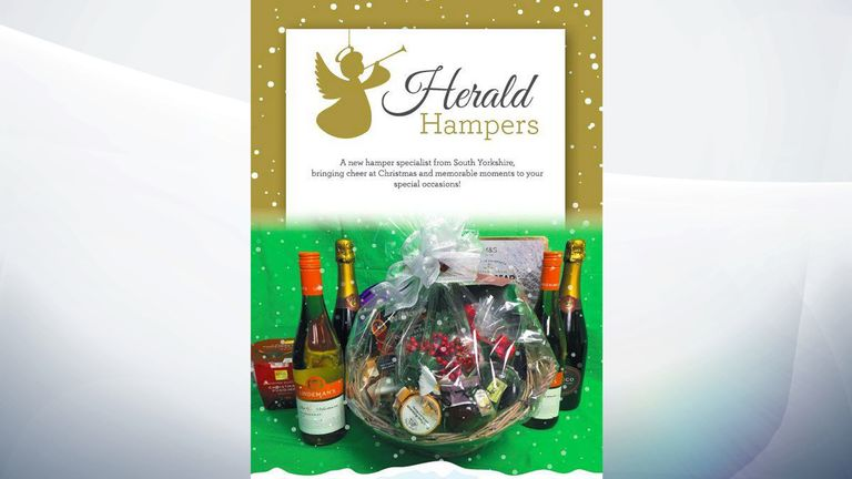 Operation Holly involved a fake Christmas hamper offer