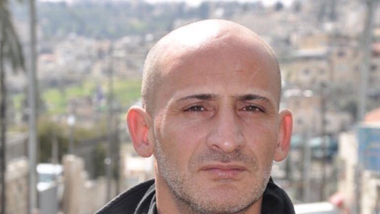 Jawad Siam runs a visitor centre in east Jerusalem