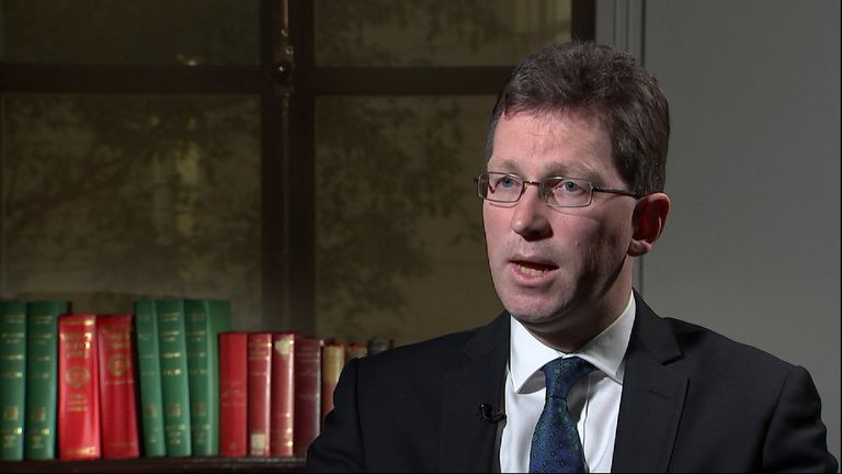 Attorney General Jeremy Wright said the system was to blame, not police officers