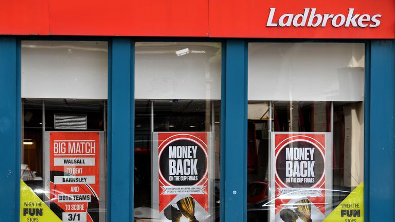 Ladbrokes have joined up with GVC