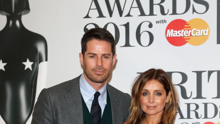 Louise and Jamie Redknapp had been married for 19 years