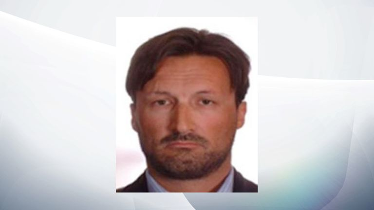 Mark Acklom: Wanted by Avon & Somerset Police on suspicion of fraud by false representation. Acklom allegedly make a number of false representations after starting a romantic relationship with a woman from Bath in January 2012.