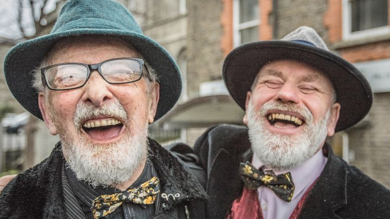 The pair have been friends for thirty years (Pic: Donal Moloney photography)