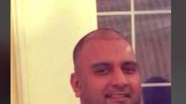 Mazhar Ali died in hospital after the attack. Pic: Cleveland Police