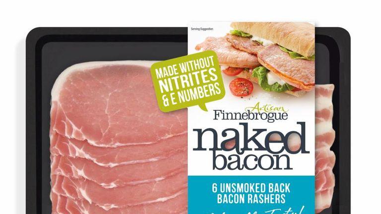 British nitrate-free bacon to hit supermarket shelves   UK