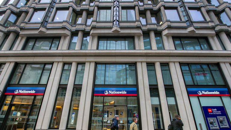 Nationwide to refund £6m to customers for overdraft alert