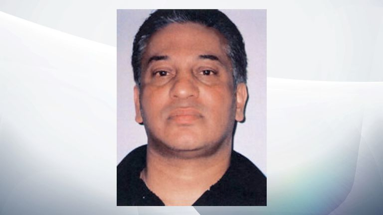 Shashi Dhar Sahnan: From Leicester, he is accused of importation of controlled Class A drugs into the UK. HMRC seized huge quantities of drugs concealed in air conditioning units.