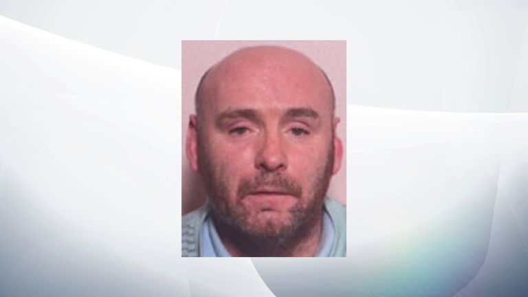 Derek McGraw Ferguson: From Glasgow, he is sought in connection with the murder of Thomas Cameron on 28 June 2007 at the Auchinairn Tavern, Bishopbriggs.