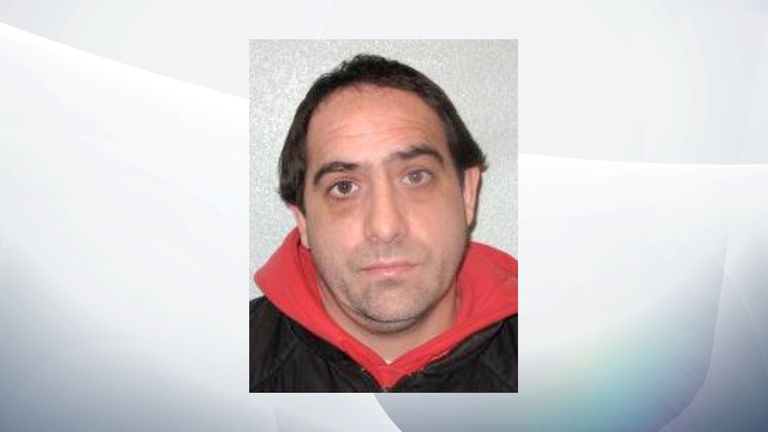 Daniel Bowes: From London, he is believed to be involved in the importation of cocaine from Netherlands into the UK. He was allegedly involved in the daily running of the operation between the head of the group, contacts and drivers.