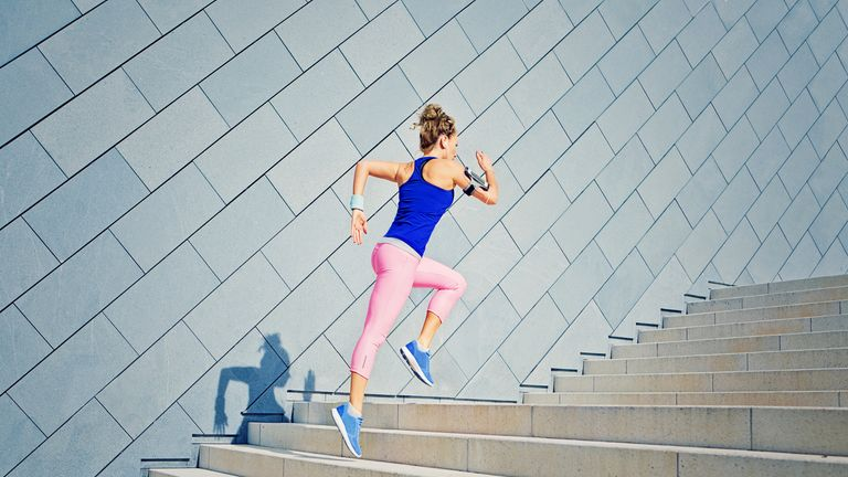 Improved fitness is a popular goal for many