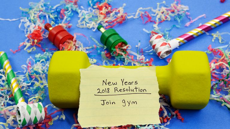 Ancient Babylonians were the first to make resolutions in 1894 BC