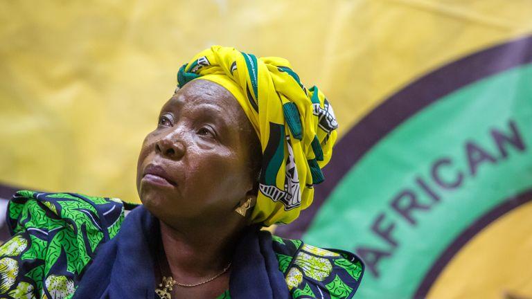 Nkosazana Dlamini-Zuma is the other favourite to take over at the ANC