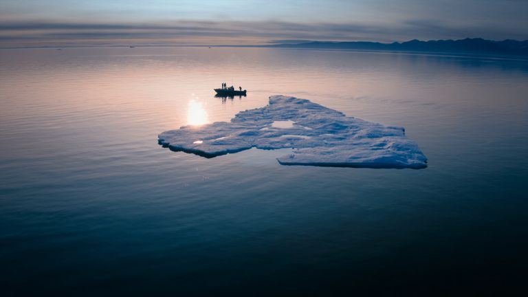 The Arctic is melting faster than at any time in at least the last 1,500 years