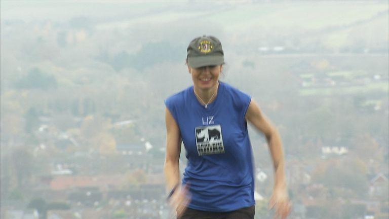 10-time ultra marathon runner Liz Winton will be running in Kenya in August