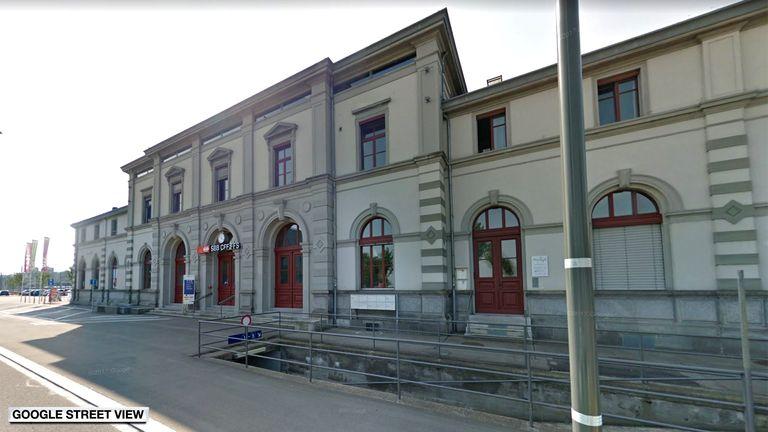 Rorschach station