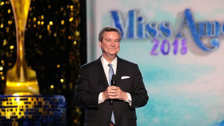 There are calls for Miss America CEO Sam Haskell to quit