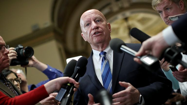 House Ways and Means Chairman Kevin Brady revealed details of the final bill