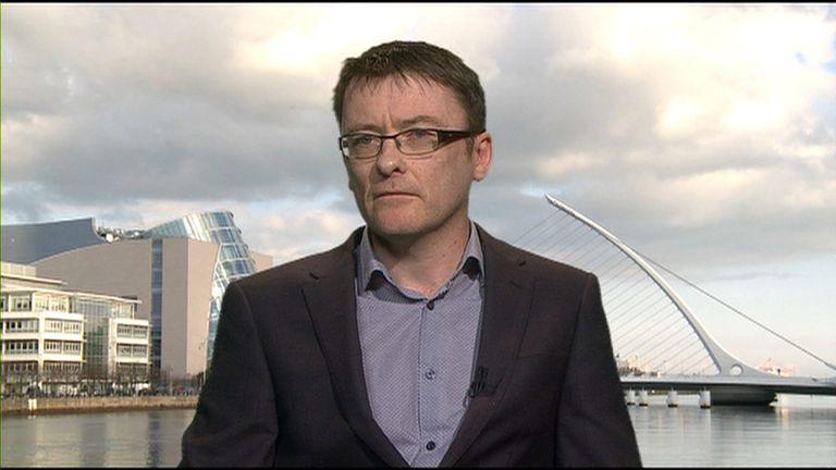 "TD David Cullina ne: ""The entire island of Ireland must remain in the EU"""