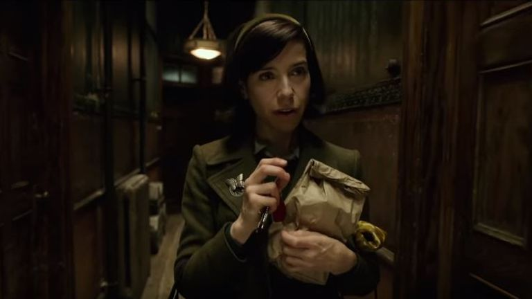 An image from the trailer to The Shape of Water