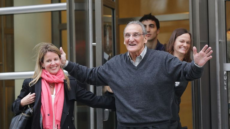 2015: Asaro was acquitted over involvement with the 1978 Lufthansa heist at JFK International Airport