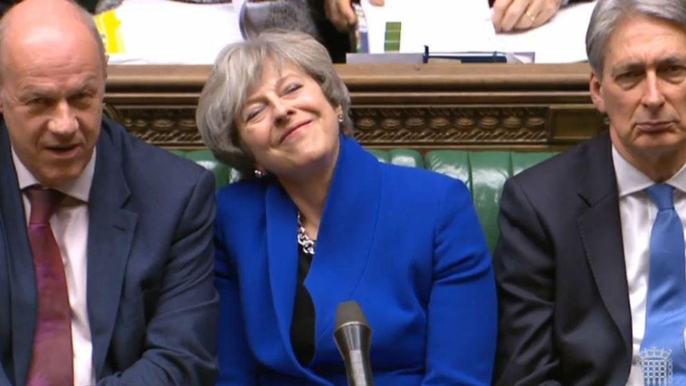 Blow to British PM Theresa May as Damian Green resigns