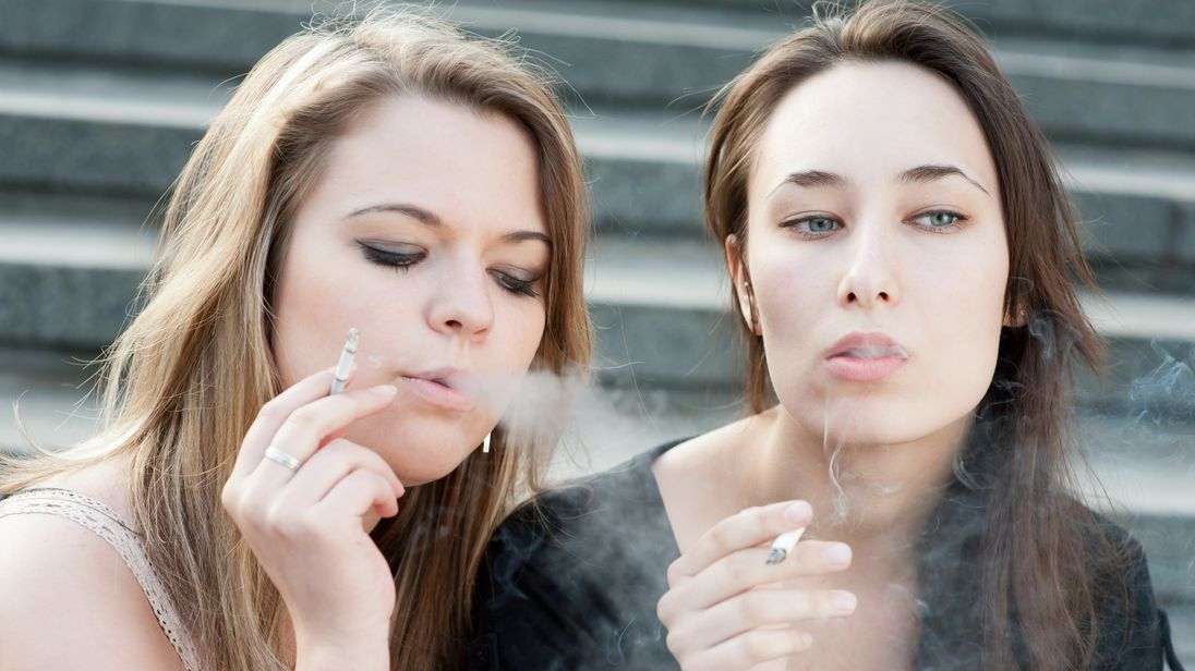 Smoking one cigarette all it takes to develop regular habit