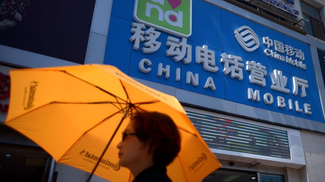 ChinaMobile is the world's largest mobile operators