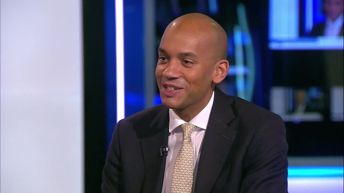 Video        Chuka Umunna 'You don't have to be part of the EU to be part of the single market&#x27