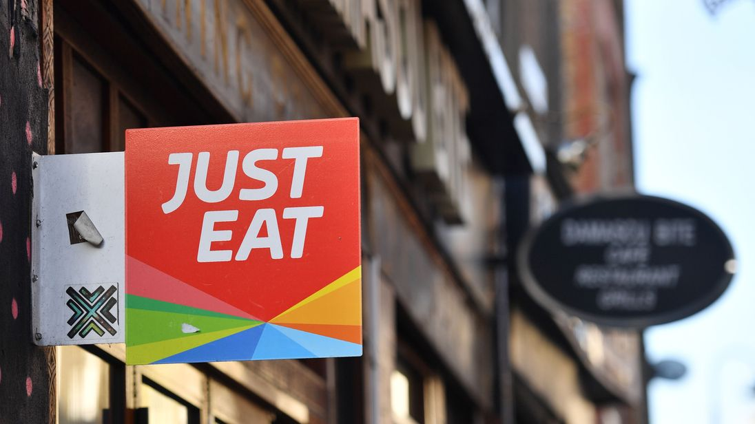 Britain's Just Eat to up spending in 2018, hitting core earnings