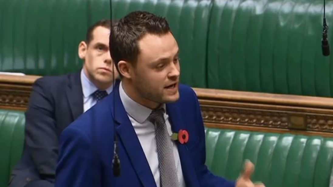 Ben Bradley MP apologises for saying unemployed people should have vasectomies