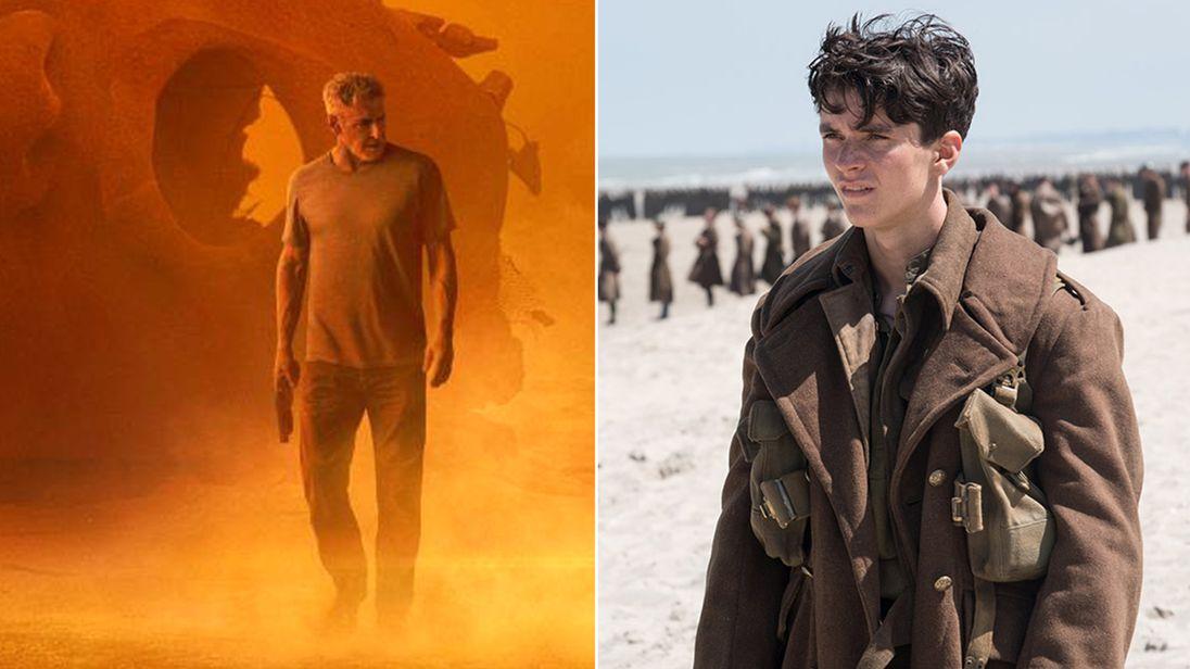 Blade Runner and Dunkirk