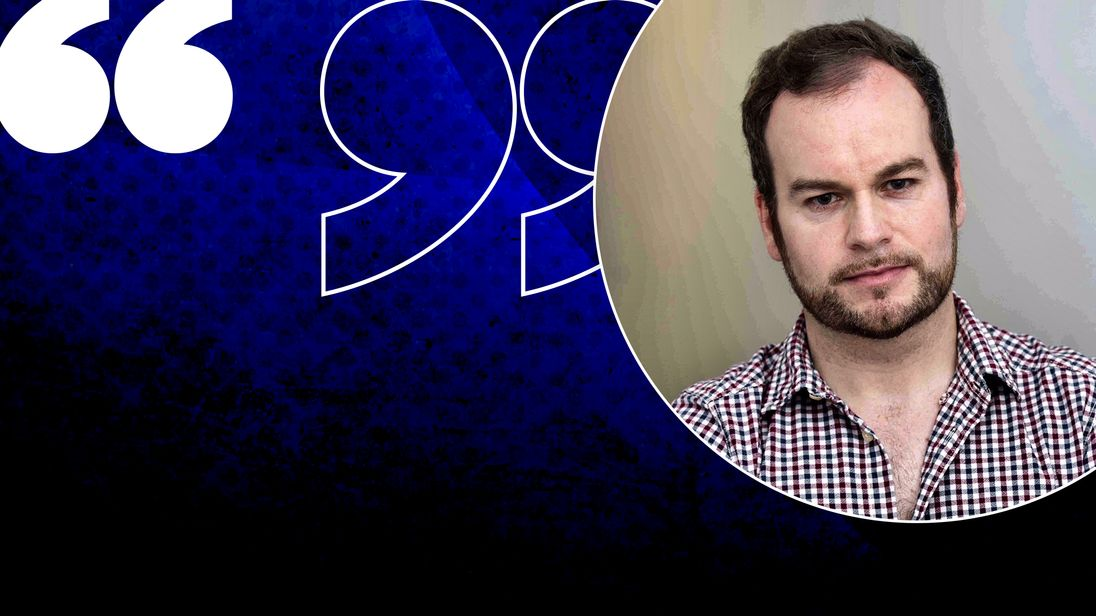 Brendan O'Neill, editor of Spiked
